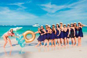 Photography Beach punta cana, bachelorette party